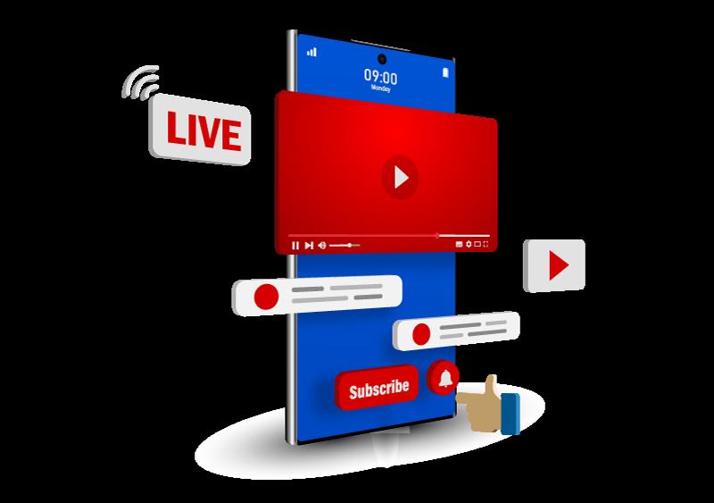 Solución basada en una arquitectura optimizada con gran capacidad de cómputo, infraestructura de clase mundial, servicio de soporte avanzado de aplicaciones, entrega y monetización de cualquier clase de contenido digital.